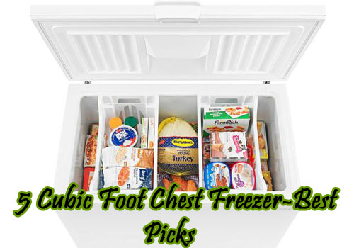 5-cubic-foot-chest-freezer-best-picks