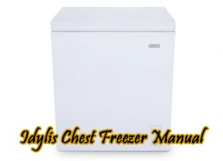 idylis-chest-freezer-manual