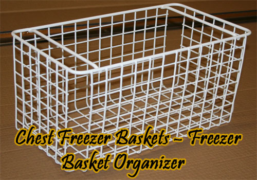 Chest Freezer Baskets Freezer Basket Organizer